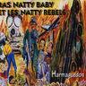 Ras Natty Baby - Harmaguedon album cover